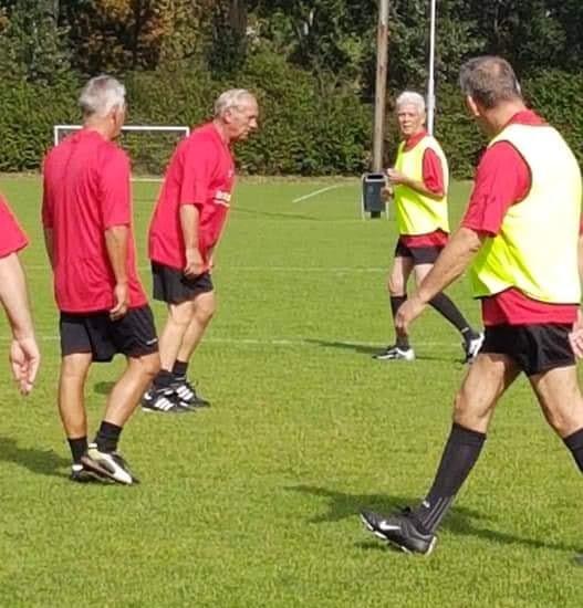 Walking Football s.v. SAB Breda