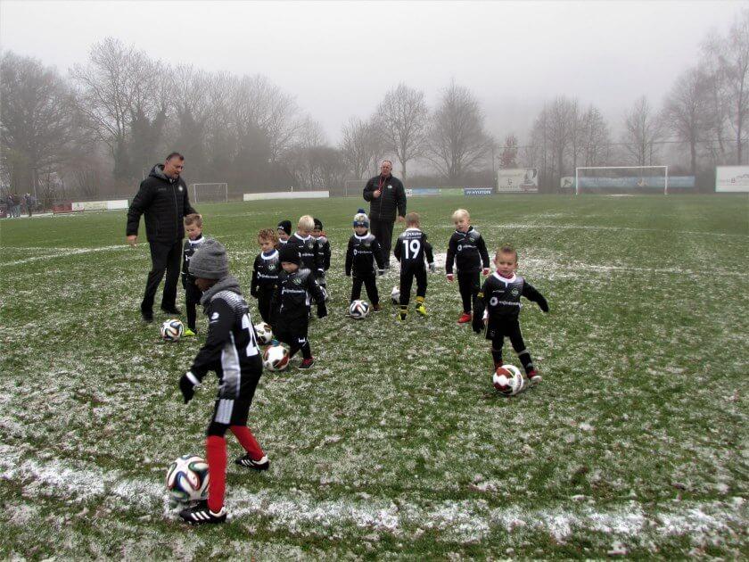 Breda Vandaag: Bij SAB voetballen ook de allerjongsten 'zodra ze uit de pampers zijn'