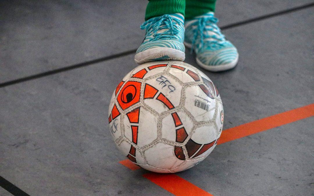 SAB jeugd tegen PSV (29-08)